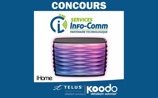 Haut-parleur Bluetooth IHome