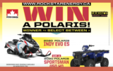 Polaris Indy Evo OU Polaris Sportsman 450