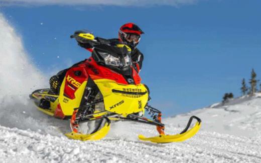 Ski-Doo 2021 de votre choix