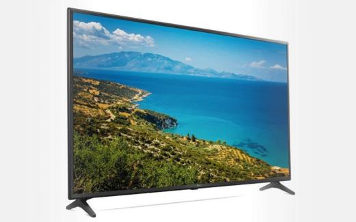 Télévision LED de 55