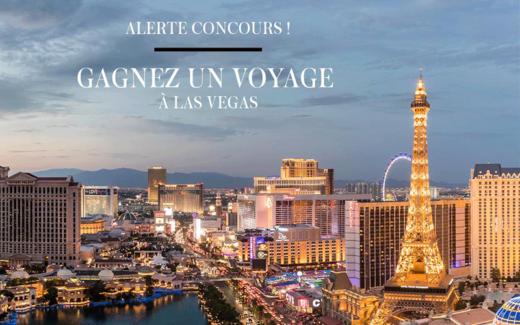 Un voyage de 3 jours et 2 nuits à Las Vegas