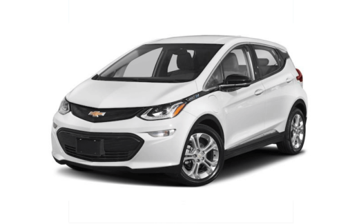 location d'une Chevrolet BOLT électrique + Borne de recharge