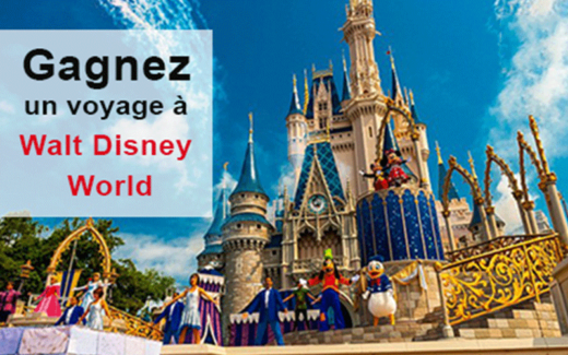 Forfaits vacances au Walt Disney World Resort
