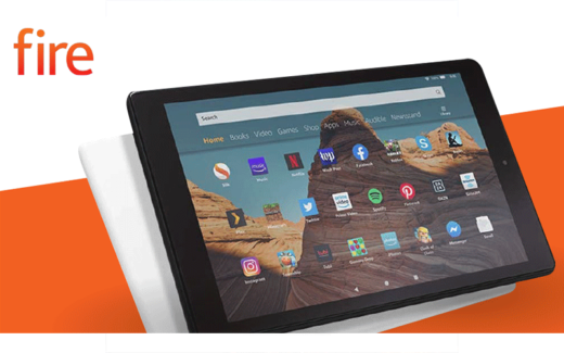 Tablette d'Amazon Fire HD 10