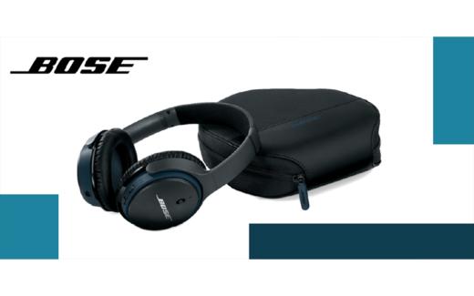 Une paire d'écouteurs Bose de 269$