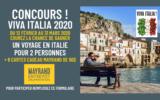 Voyage à destination de Sorrento dans le golfe de Naples en Italie