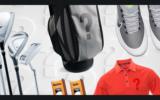 Ensemble de golf de 1500$