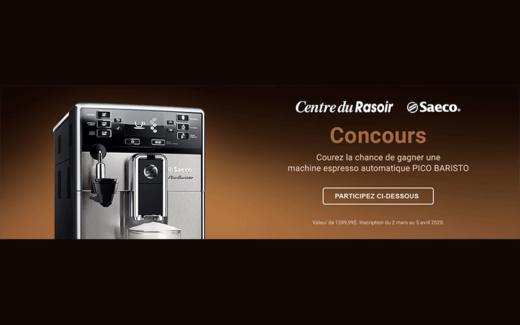 Machine espresso automatique PICO BARISTO