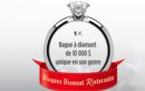 Une bague à diamant de 10 000 $ unique en son genre
