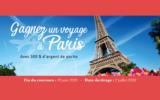Voyage de 5000$ à Paris