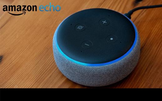 Assistant vocal Echo Dot d'Amazon