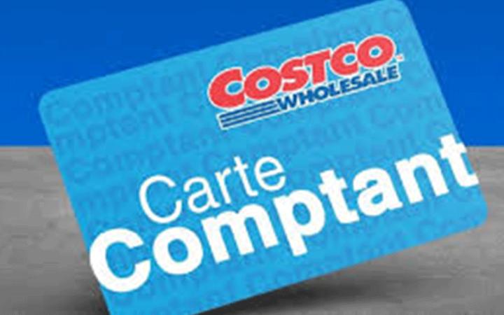 Gagnez une carte cadeau Costco de 100$