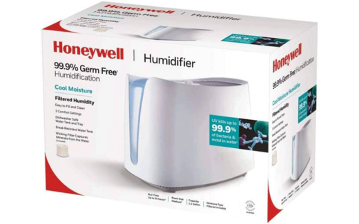 Humidificateur sans germe Honeywell
