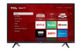 Télé TCL 40 Smart LED Roku TV