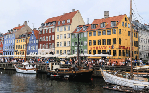 Un voyage en 2021 d'une semaine pour deux à Copenhague