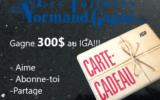 300$ au IGA