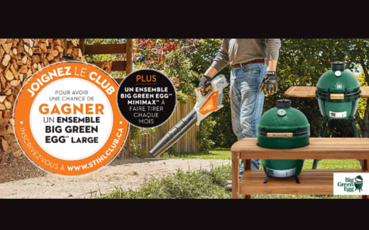 Ensemble Big Green Egg Large