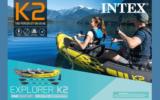 Kayak Intex Explorer pour 2-Personnes