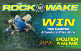 Un (1) Rockstar planche Wake Surf & etc...