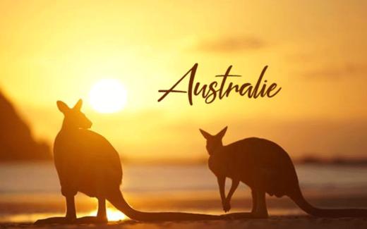 Voyage pour 4 personnes en Australie