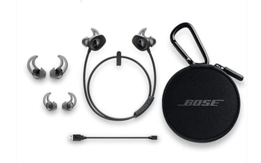 Écouteurs sans fil SoundSport de Bose