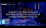 10 000 $ en produits intelligents pour la maison de KOHLER