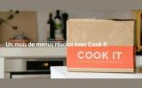 Abonnement Cook it d'un mois pour 4 personnes