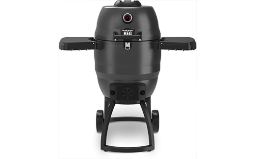 BBQ Keg de Broilking