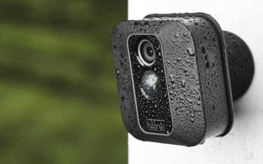 Caméra de sécurité intelligente extérieure intérieur