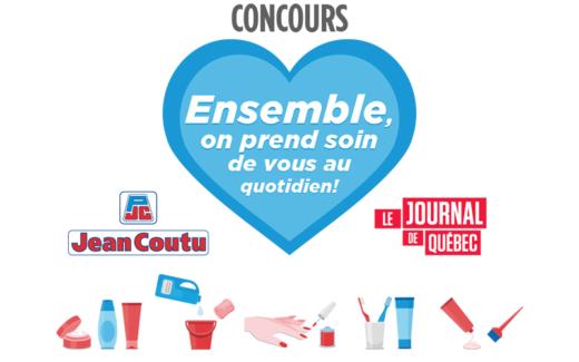 Carte-cadeau Jean Coutu de 1000$