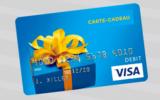 Carte-cadeau Visa de 250 $