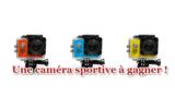 Gagnez une caméra sportive