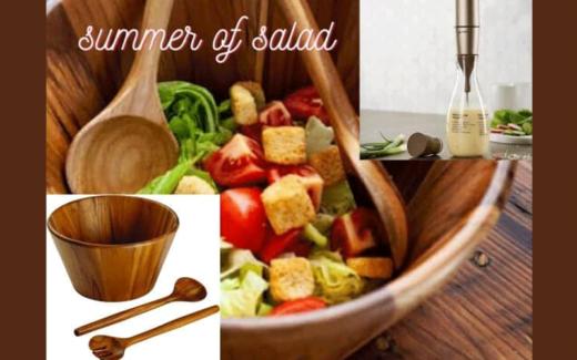 Système de mélange Salad Chef