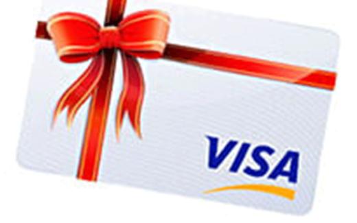 Une carte-cadeau Visa de 5000 $ et des produits Durex