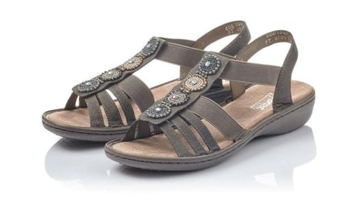 Une paire de sandales Rieker à gagner