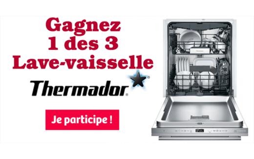 1 des 3 lave-vaisselle Emerald® de Thermador