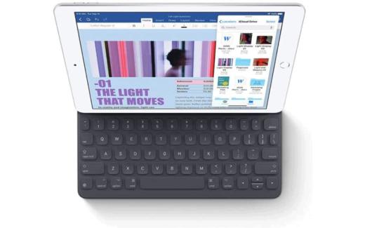 Apple - iPad avec Wi-Fi - 32 Go