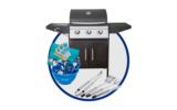 Barbecue au gaz propane