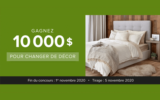 Carte-cadeau Linen Chest de 10 000$