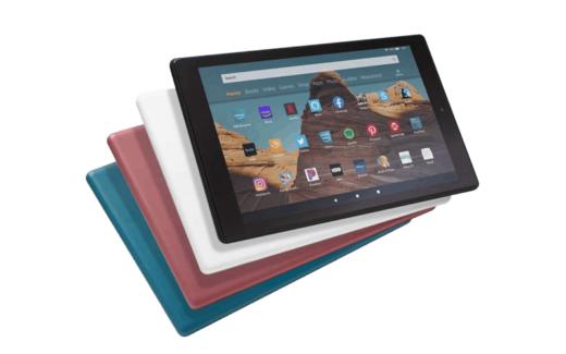 Tablette Fire HD 10.1″ 1080p full HD display 32 GB