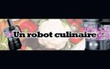 Un petit robot culinaire