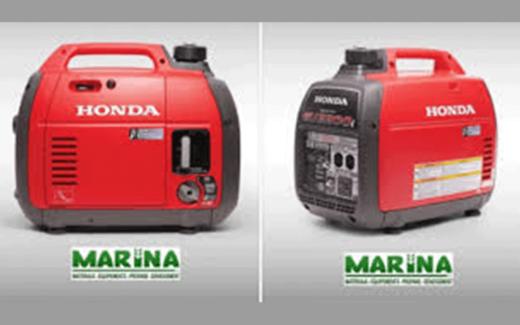 Une génératrice Honda 2200i (Valeur de 1449$)
