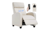 Chaise de massage inclinable