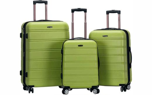 Lot de 3 bagages Rockland Melbourne