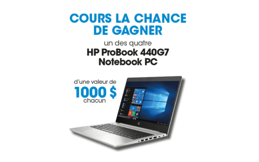 Ordinateurs portables HP ProBook 440G7 Notebook PC