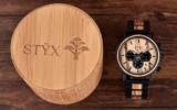 Une montre pour homme et une pour femme