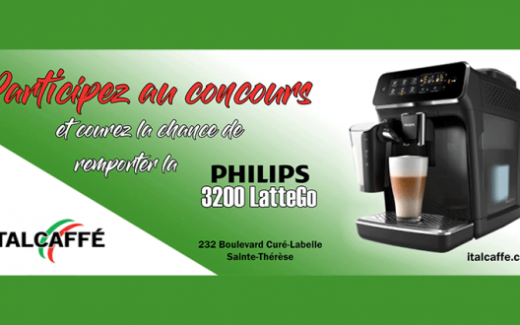 Une machine à café Philips