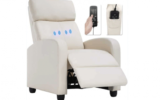 Fauteuil de massage relaxation inclinable