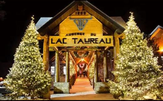 Forfait à l'Auberge du Lac Taureau de 1 000 $