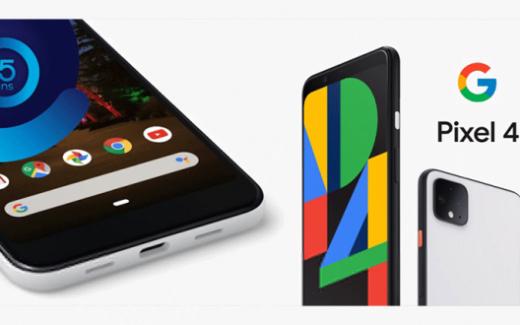 Gagnez le Pixel 4 le récent téléphone de Google